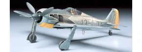 TAMIYA 61037 Focke Wulf Fw190 A-3 | Flugzeug Bausatz 1:48 kaufen