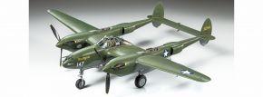 TAMIYA 61120 Lockheed P38 F/G Lightning US Army | Flugzeug Bausatz 1:48 kaufen