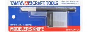 TAMIYA 74040 Bastelmesser mit 25 Klingen | Modellbau Werkzeug kaufen