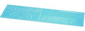 TAMIYA 74144 Schneidunterlage Alpha 420x148mm blau   Plastikmodellbau kaufen