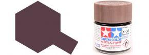 TAMIYA X-33 bronze Streichfarbe | 23 ml | #81033 kaufen