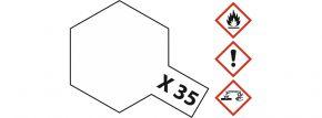 TAMIYA X-35 Klarlack seitenmatt Streichfarbe #81535 kaufen