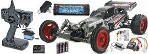 TAMIYA 84435SET DT-03 Racing Fighter Black Komplett RC Auto Bausatz 1:10 kaufen