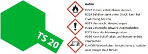 TAMIYA TS-20 Sprayfarbe Metallic-Grün #85020 kaufen