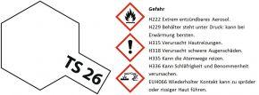 TAMIYA TS-26 Sprayfarbe weiss | 100 ml | # 85026 kaufen