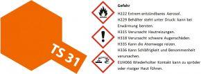 TAMIYA TS-31 Sprayfarbe Leucht-Orange #85031 kaufen