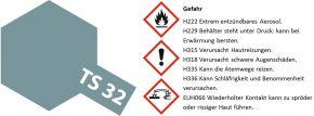 TAMIYA TS-32 Sprayfarbe Nebel-Grau #85032 kaufen