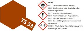 TAMIYA TS-33 Sprayfarbe Hull-Rot #85033 kaufen