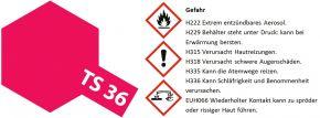 TAMIYA TS-36 Sprayfarbe Neon-Rot #85036 kaufen