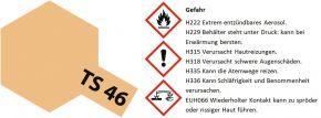 TAMIYA TS-46 Sprayfarbe Sand-Hell #85046 kaufen