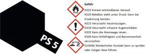 TAMIYA PS-5 schwarz Lexanfarbe Spray # 86005 kaufen