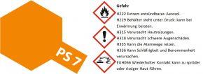 TAMIYA PS-7 orange Lexanfarbe Spray | 100 ml | # 86007 kaufen
