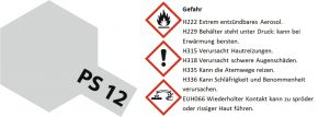 TAMIYA PS-12 silber Lexanfarbe Spray # 86012 kaufen