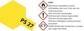 TAMIYA PS-27 neon-gelb Lexanfarbe Spray # 86027 kaufen