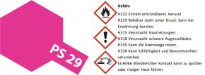 TAMIYA PS-29 neon-rosa Lexanfarbe Spray # 86029 kaufen