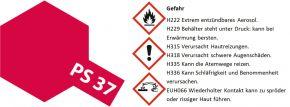 TAMIYA PS-37  rot translucent Lexanfarbe Spray # 86037  kaufen