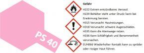 TAMIYA PS-40 pink translucent Lexanfarbe Spray # 86040 kaufen
