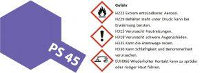 TAMIYA PS-45 translucent violett Lexanfarbe Spray # 86045 kaufen