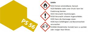 TAMIYA PS-56 Senf gelb Lexan Spray # 86056 kaufen