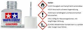 TAMIYA 87003 Cement/Plastikkleber mit Pinsel | 40 ml kaufen