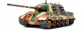 TAMIYA 32569 Jagdtiger frühe Ausführung | Panzer Bausatz 1:48 kaufen