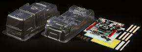TAMIYA 51654 Karosserie-Satz MB Race Truck Actros MP4 | für TT-01E & TT-02 1:10 kaufen