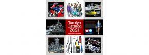 TAMIYA 64431 Hauptkatalog 2021   Plastikmodellbau   GB/DE/F/E kaufen