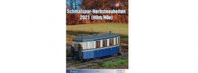 TILLIG 09710 Prospekt H0m/H0e Schmalspur-Herbstneuheiten 2021 | GRATIS kaufen