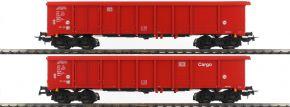 TILLIG 501559 Rolldachwagen-Set  | DB AG | I+S | Spur H0 kaufen