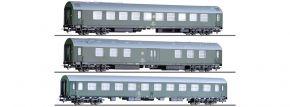 TILLIG 70048 3-tlg. Reisezugwagen-Set Salonwagenzug 4 DR | DC | Spur H0 kaufen
