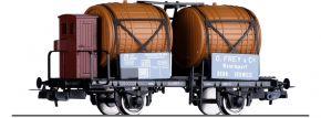 TILLIG 76763 Weinfasswagen Frey & Cie Weinimporte SBB | DC | Spur H0 kaufen