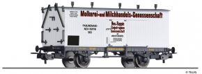 TILLIG 76796 Kühlwagen Molkerei- und Milchhandels-Genossenschaft Neu-Ruppin PNE   DC   Spur H0 kaufen