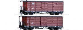 TILLIG 15941 2-tlg. Güterwagenset DR   DC   Spur H0 kaufen