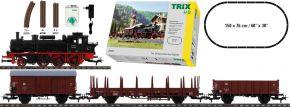 TRIX 21532 Analog-Startpackung BR 74 Güterzug Epoche III | Spur H0 kaufen