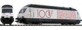 TRIX 22412 E-Lok Re 460 100 Jahre SEV SBB | mfx/DCC Sound | Spur H0 kaufen