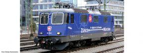 TRIX 22666 E-Lok Re 421 Zürich - München SBB   mfx/DCC Sound   Spur H0 kaufen