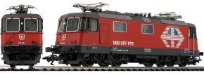 TRIX 22849 E-Lok Re 420 LION SBB | mfx/DCC Sound | Spur H0 kaufen