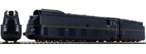TRIX 22917 Stromlinien-Dampflok BR 05 Stahlblau DR | Messelok 2018 | DCC-Sound | Spur H0 kaufen