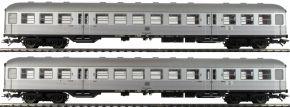 TRIX 23147 Personenwagen-Set Silberlinge DB | Spur H0 kaufen