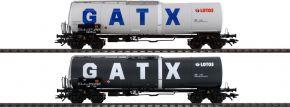 TRIX 24213 Kesselwagen-Set Zans Lotos/GATX | Spur H0 kaufen