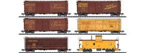 TRIX 24914 Güterwagen-Set U.P. | Spur H0 kaufen