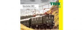 TRIX 358271 Neuheitenprospekt 2021 | deutsch | GRATIS | Spur H0 kaufen
