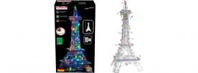 tronico 10034 Metallbaukasten Eiffelturm mit LED-Beleuchtung | 1921 Teile kaufen