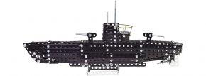 tronico 10128 Metallbaukasten U-Boot Typ VII C-41 | 1:23 | 476 Teile kaufen