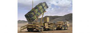 TRUMPETER 01037 M983 HEMTT + M901 Patriot SAM System | Militär Bausatz 1:35