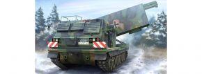 TRUMPETER 01046 M270/A1 MARS Raketenwerfer | Militär Bausatz 1:35 kaufen