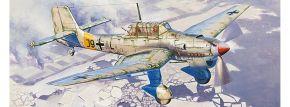 TRUMPETER 02422 Junkers Ju-87 B-2/U4 Stuka | Flugzeug Bausatz 1:24 kaufen