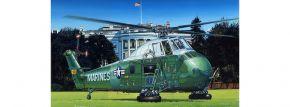 TRUMPETER 02885 VH-34D Marine One | Hubschrauber Bausatz 1:48 kaufen