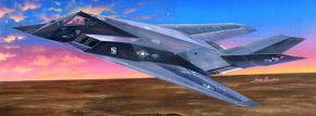 TRUMPETER 03219 Lockheed F-117A Nighthawk | Flugzeug Bausatz 1:32 kaufen