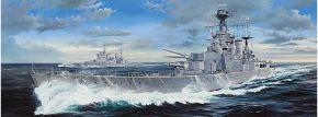 TRUMPETER 03710 British Battleship HMS Hood | Schiff Bausatz 1:200 kaufen